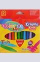 Пастели с двоен връх - 12 цвята