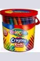 Пастели в кутия - 64 цвята