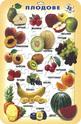 Пъзел плодове - 35 части