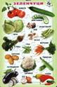 Пъзел зеленчуци - 35 части