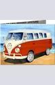 Портмоне Slim Wallet 8 VW