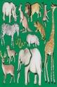 Шаблони - диви животни + морски животни