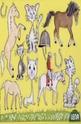 Шаблони - домашни животни
