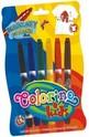 Текстилни маркери - 6 цвята
