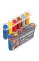 Темперни бои - 6 цвята металик