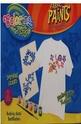 Тениска за оцветяване + бои