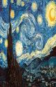 The Starry Night - 1000