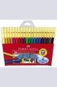 Цветни флумастери Faber-Castell 20 броя