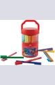 Цветни флумастери Faber-Castell 50 броя в кутия