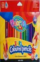 Цветни моливи - 20 цвята + острилка