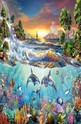 Underwater Paradise - 1000
