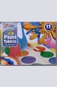 Watercolour Paint Tablets & brush