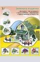 Зелената къщичка - 3D пъзел