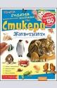 Животните - Моята голяма занимателна книжка със стикери за (+ плакат)
